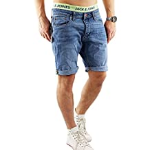 JACK & JONES Jjirick Jjoriginal Shorts Am 001, Pantalones Cortos para Hombre
