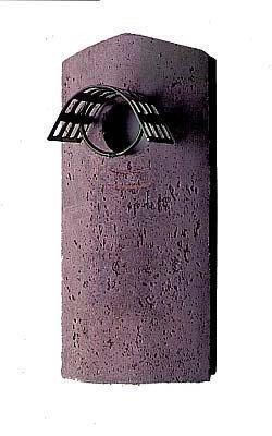 Schwegler VORDERWAND für Nisthöhle 1B/2M Ø 26 mm (mit Schutz)