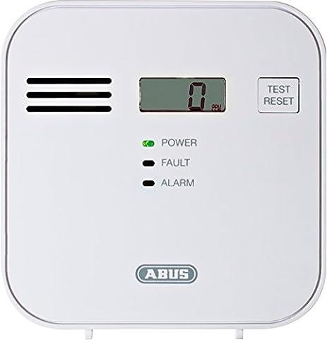 ABUS Kohlenmonoxid-Warnmelder COWM300, 37241 (Gastherme Kaufen)