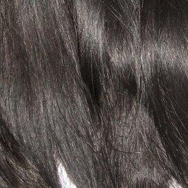 Foxy Hair| 50,8 cm pouces droites Grade AAA 100% vierge brésilienne Remy Extension de cheveux Hair| Couleur # 1b