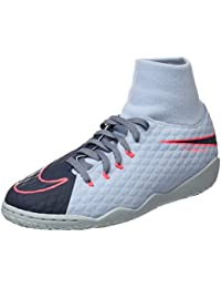 Nike Jr. Hypervenom Phelon 3 Dynamic Fit (Ic), Zapatillas de Fútbol Unisex Niños