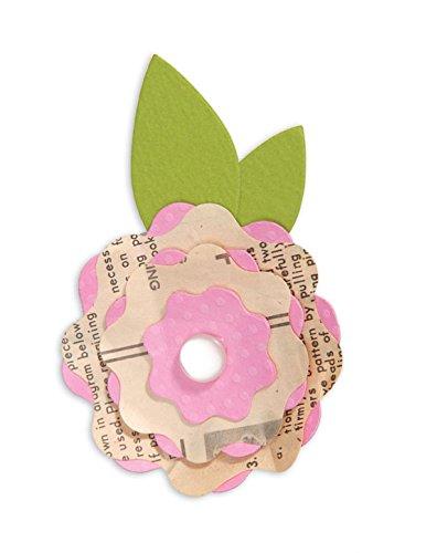 Sizzix Flower Layers #9 Bigz Stanze von Eileen Hull (Bigkick Maschinen)