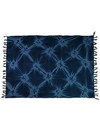 Ca 35 Luxus Batik Pareo Sarong Lunghi Dhoti Handtuch Strandtuch Schal Beach Tücher Ca 170cm x 110cm Original von EL GMBH