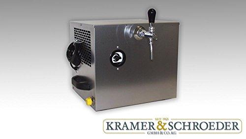 Trockenkühler 1/5 PS 1-ltg. OTK Bierkoffer Zapfanlage Durchlaufkühler