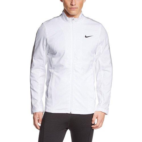 Nike Oberkörper Bekleidung Woven Jacket, Weiß, L, 644774-100