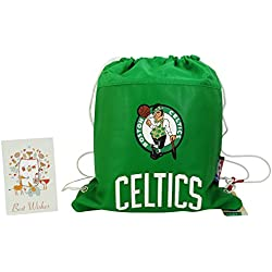 NBA Boston Celtics Mochila Bolso Escolar
