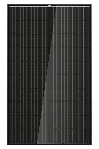 indielux stapl-e black 295 Watt Steckdosen-Solarmodul
