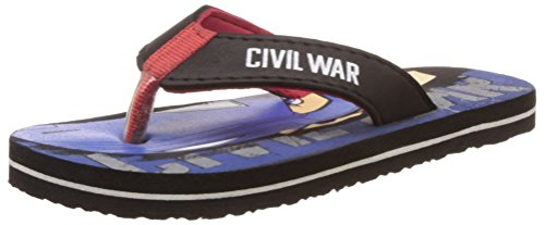 Avengers Boy's Flip-Flops and House Slippers