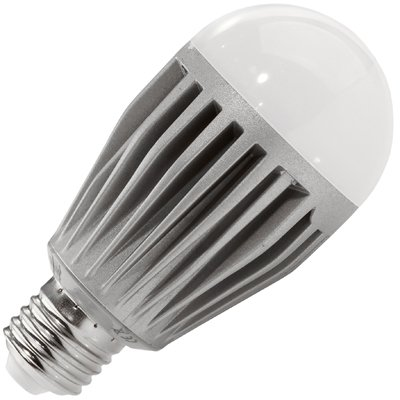 LED SMD Lampe Leuchte Birne 14W Aluminium E27 Warmweiß von Goliath bei Lampenhans.de