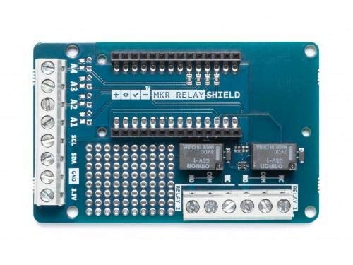 Arduino MKR Relay Shield