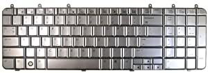 HP 496672-051 Clavier composant de notebook supplémentaire - composants de notebook supplémentaires (Clavier, HP, Argent, Français)