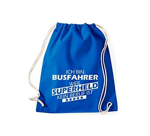 Shirtstown Sac de sport Ich bin Chauffeur, parce que Superheld aucun Occupation est Royal