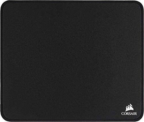 Corsair MM350 Champion Series, Tissu Hautes Performances, Tapis de Souris Gaming, Moyen - Noir