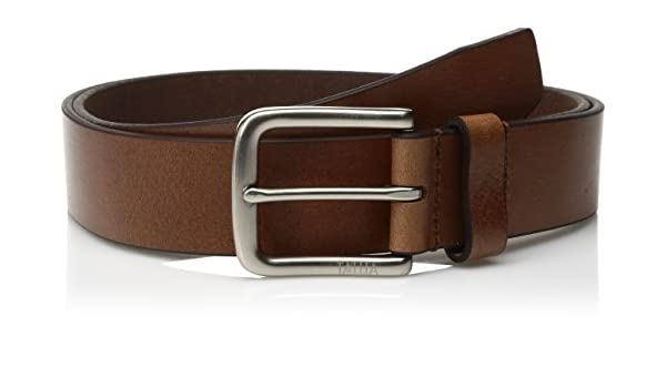Tallia Mens Samuel Leather   Belt
