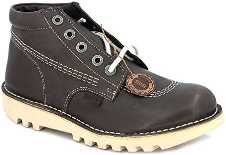 Kickers Neorallye - Zapatos de Cordones Mujer