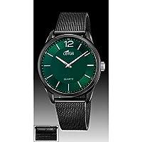 Reloj Lotus Caballero Esfera Verde