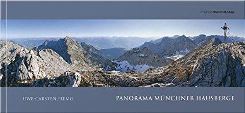 Munchner Hausberge XXL. Edition Panorama.