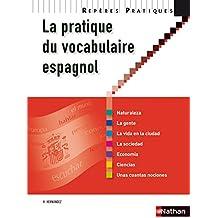 La pratique du vocabulaire espagnol