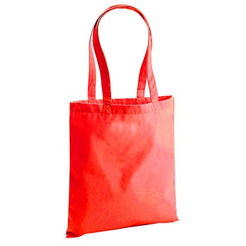 Borsa Per Auricolari Westford Mill Per Shopper / Shopping Bag, 10 Litri Naturale