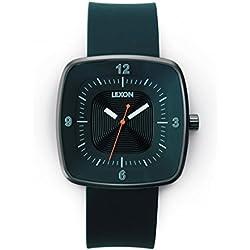 Armbanduhr Quartet Schwarz Schwarz