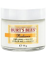 Burt's Bees - Radiance - Crème de nuit à la gelée royale - 55 g