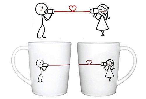 Human touch, bisbiglio di amore tazza (2 tazze)