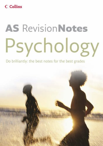 A Level Revision Notes – AS Psychology