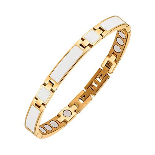 93b69345b1d8 Anti Stress-Fatigue Healing Magnetic Bracelets   Bangle for Women Bio  Energy Jewelry
