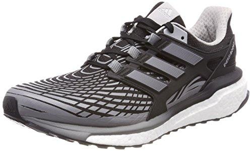 Adidas Herren Energy Boost Laufschuhe, Schwarz (Negbas/Gritre/Gridos 000) , 44 EU