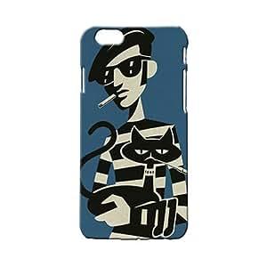 G-STAR Designer 3D Printed Back case cover for Apple Iphone 6/ 6s - G2034