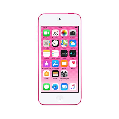 Apple iPod touch (32 GB) - Pink (Neuestes Modell) (Pink Touch Mp3-player)