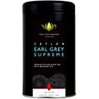The Tea Makers of London Luxury Supreme Earl Grey Black