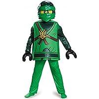 LEGO Ninjago Lloyd Deluxe Kostume (klein 4-6 jahre )