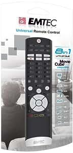 Emtec H680 Télécommande infrarouge universelle H6 8 en 1