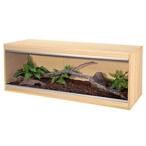 Vivexotic Repti-Home Vivarium Large - Oak