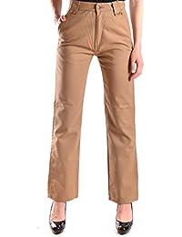 Belstaff Mujer MCBI039005O Marrón Algodon Pantalón