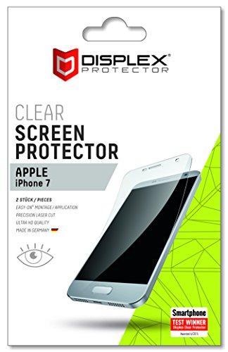 Displex Protector Displayschutzfolie für Apple iPhone 7 (Displex Display)