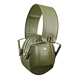 41HYLOyKFRL. SS300  - Orejeras de seguridad para Tiro 3M PELTOR Bull's Eye I, 27 dB, plegables, verdes, H515FB-516-GN