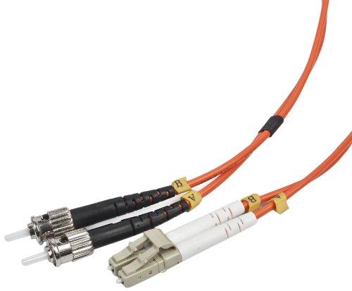 Gembird 1m LC auf ST-Duplex Multimode-lichtwellenleitern Xlr-auf-1 4 Jack