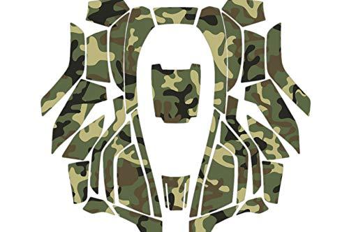 myHusqvarna - Folienset für den AUTOMOWER® 320/420/440 - Camouflage (grün)
