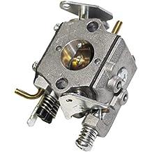 Tubayia - Carburador de Repuesto para Motosierra Husqvarna Partner 350 351 370 371 420