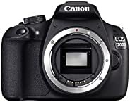 Canon EOS 1200D SLR Camera Body Only 18MP 3.0LCD FHD (Generalüberholt)