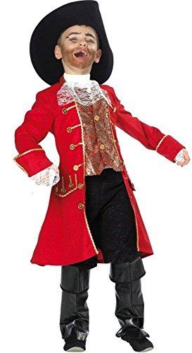 Jungen, Freibeuter Kinderkostüm (152) (Piraten Der Karibik Kostüme Für Jungen)