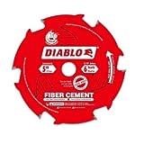 Freud d0506ch 12,7cm 6Zähne Faser Zement Klinge