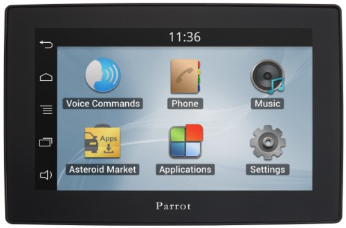 Parrot Asteroid Tablet Hände frei GPS Navigation System Parrot Bluetooth Gps