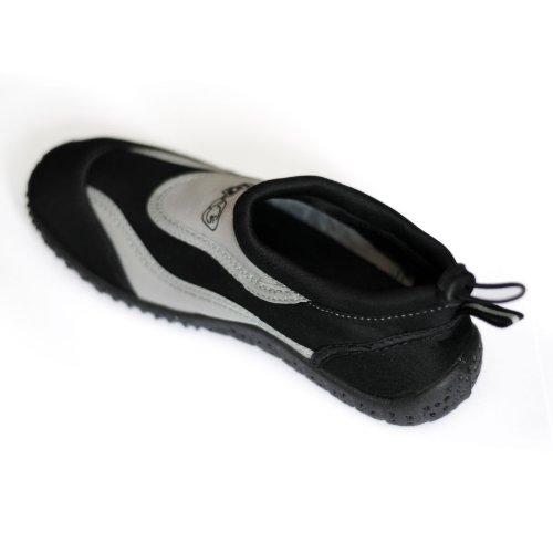 iQ-Company Chaussures d'eau Shoe Yap Noir