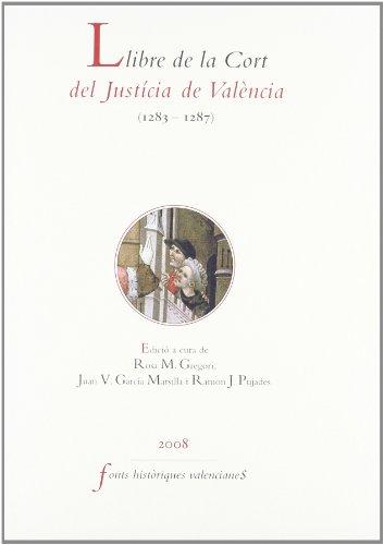 Llibre de la Cort del Justícia de València (1280-1298)