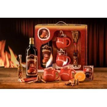 APS 65065 Feuerzangenbowle Hot Pot, 5-teilig: Amazon.de