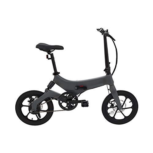 ECOGYRO Elektrofahrräder E-Bike Hybrides Elektro Klapprad...