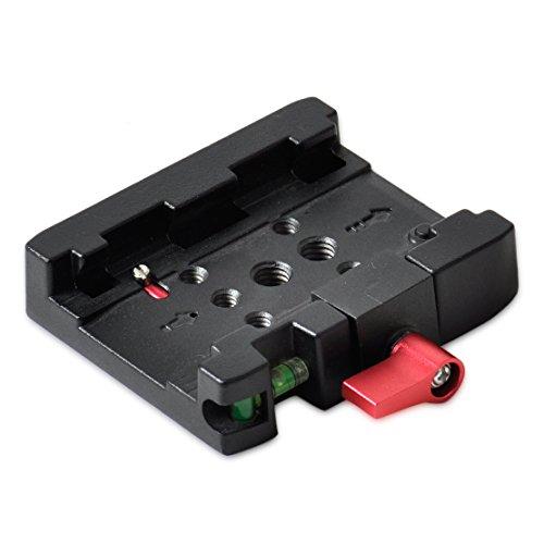 Compatible rápido Conectar la pinza de liberación rápida para Manfrotto 577 501HDV 701HDV